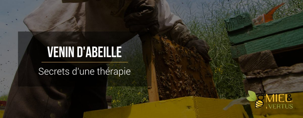 Les secrets de la thérapie au venin d'abeille